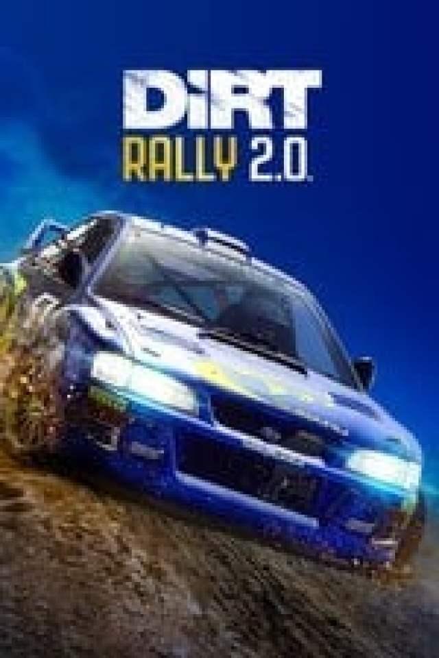 Dirt Rally 2.0 Reco Image