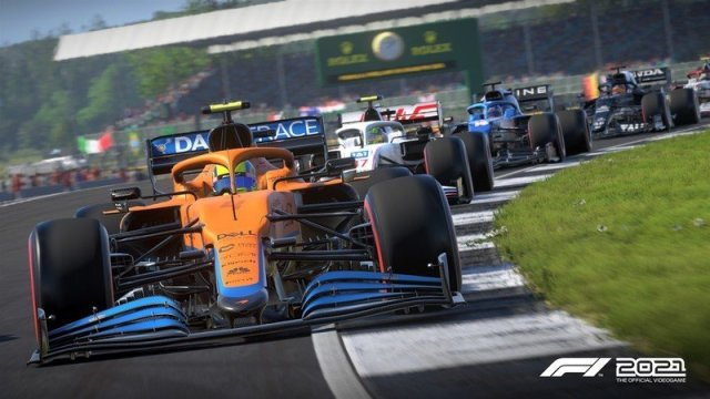 F1 2021 Store Screenshot