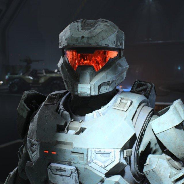 Halo Infinite Armor Screenshot Visor