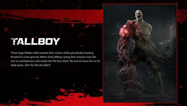 Back 4 Blood Tallboy