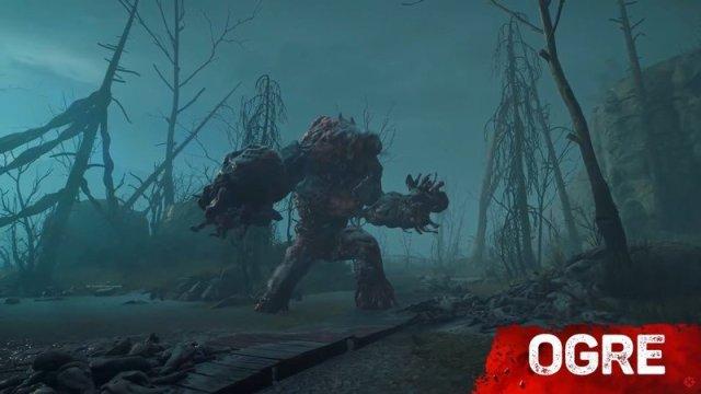 Back 4 Blood Ogre