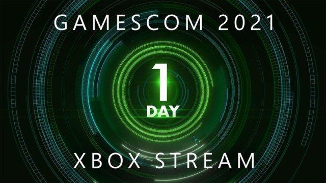 Xbox Gamescom 2021 Hero Image