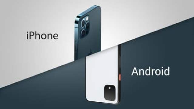 iPhone 12 v Android 2020