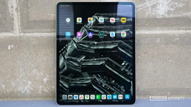 Écran d'accueil permanent Apple iPad Pro 2020