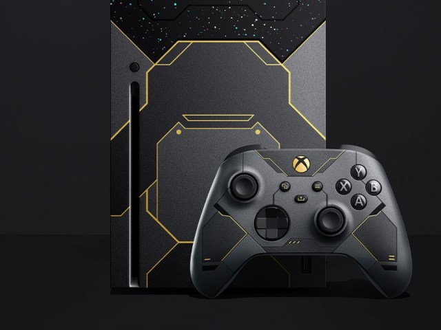 Limited Edition Halo Infinite Xbox Series X Bundle and Elite Series 2 controller announced