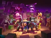 Minecraft Dungeons and all its DLC come to Steam on September 22