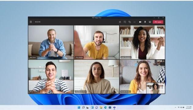 Microsoft présente de nouvelles fonctionnalités Teams Chat pour Windows 11