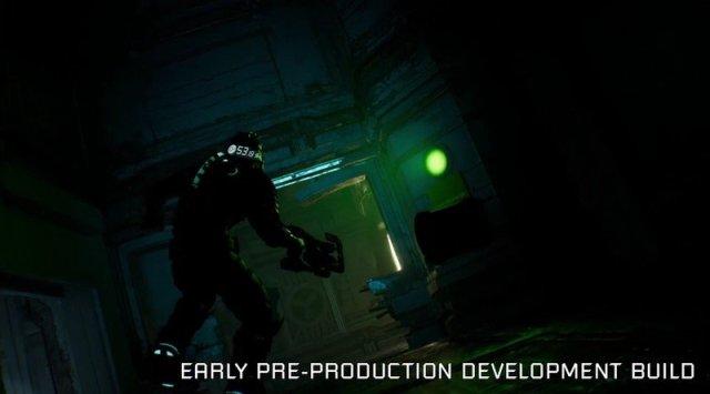 Dead Space Remake Early Flight
