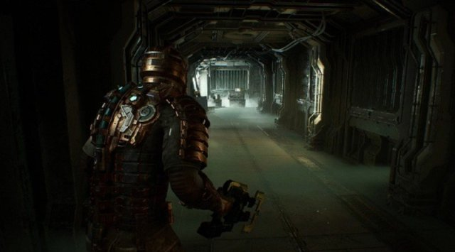 Dead Space Remake Early Screenshot