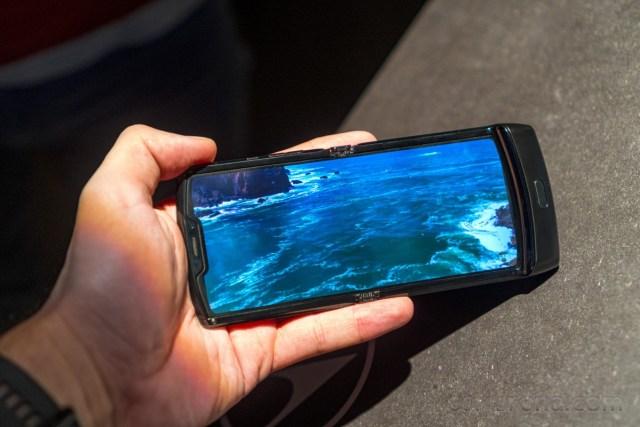 Motorola Razr gets Android 11 update