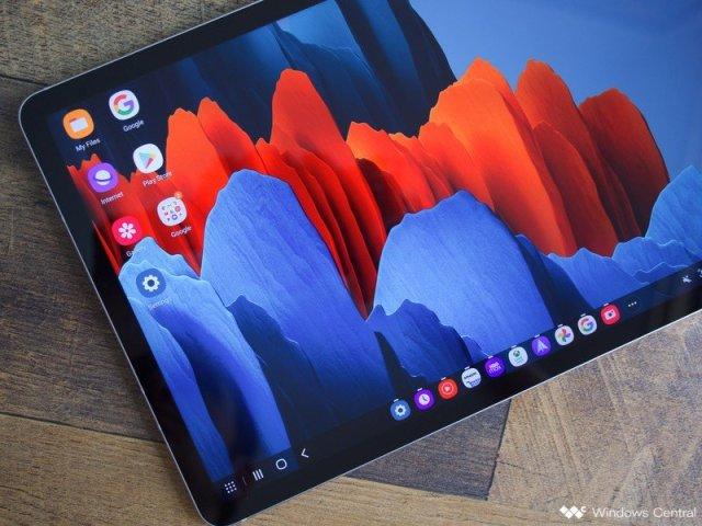 Samsung Galaxy Tab S7 Review