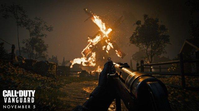 Call Of Duty Vanguard Night Battle