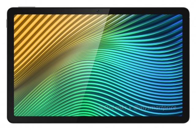 Realme Pad display (image source)