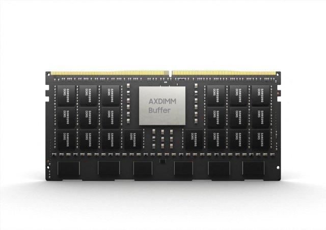Samsung AXDIMM PIM Modules