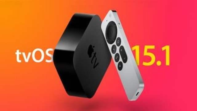 Apple TV tvOS 15