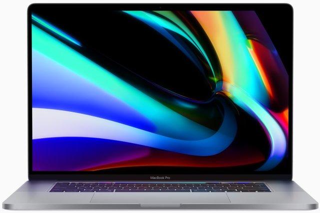 16-inch MacBook Pro (2019)