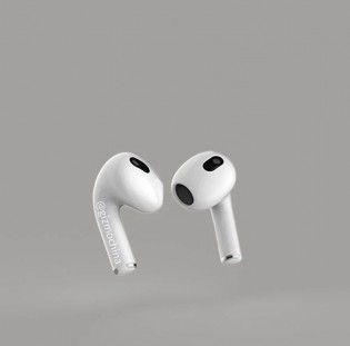 Unofficial renders of the AirPods 3