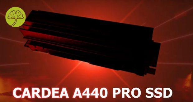 Cardea A440 Pro SSD