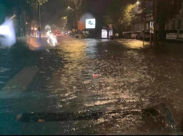 C'est à Agen que les orages ont été les plus forts. Un record de précipitation est même tombé et certains quartiers de la préfecture du Lot-et-Garonne ont été inondés.