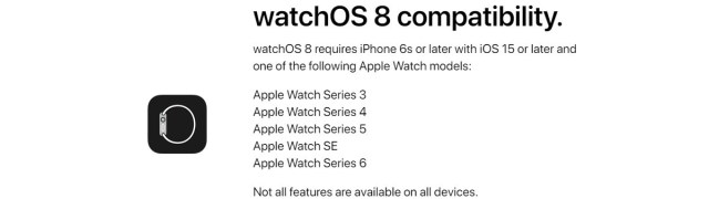 iOS 15, iPadOS 15 and watchOS 8 start rolling out later today