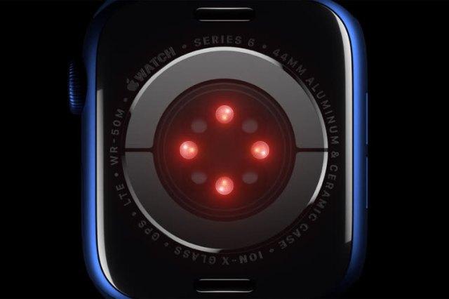 AppleWatch Series 7 : nouveau design, nouveaux cadrans mais rien pour la santé?