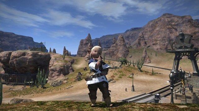 Final Fantasy Xiv Lalafel