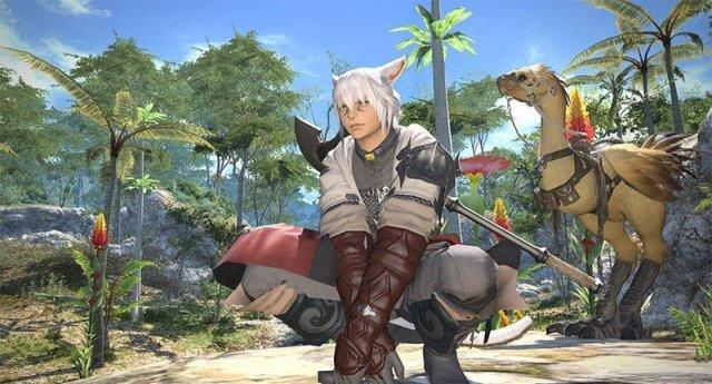 Final Fantasy Xiv Miqote