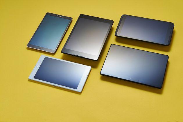 Les meilleures tablettes Android en2021