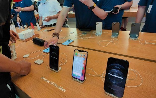 Les meilleurs iPhones de septembre 2021