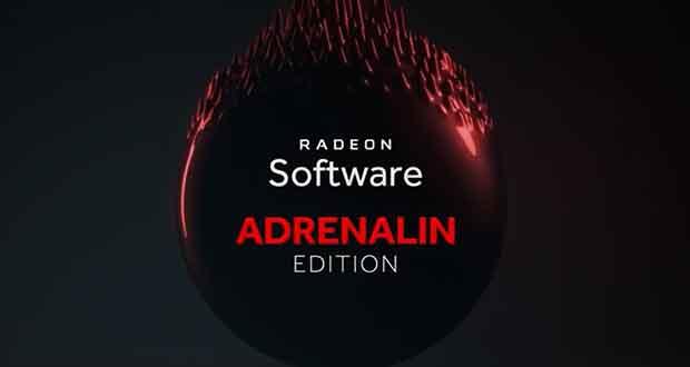 Les Radeon Software Adrenalin Edition