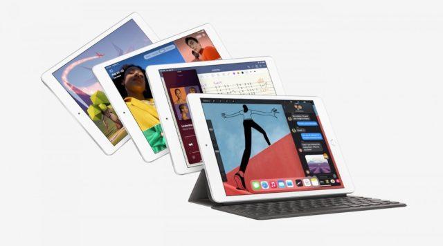 iPad 8e Generation 2020 et Smart Keyboard