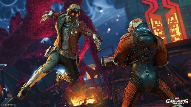 Guardians Of The Galaxy Screenshot