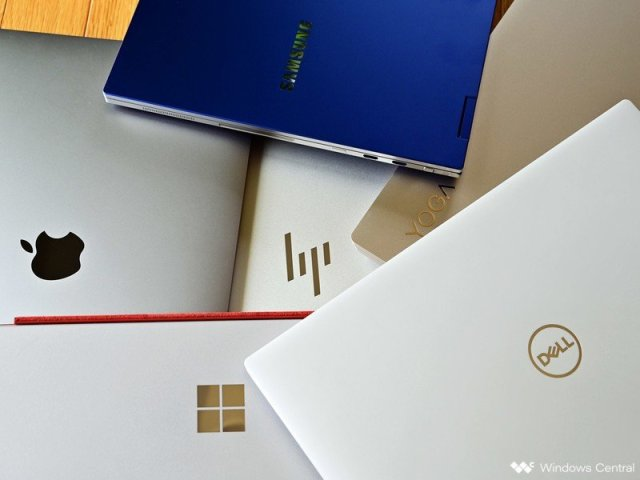 Laptop Logos Apple Dell Ms Yoga Hp
