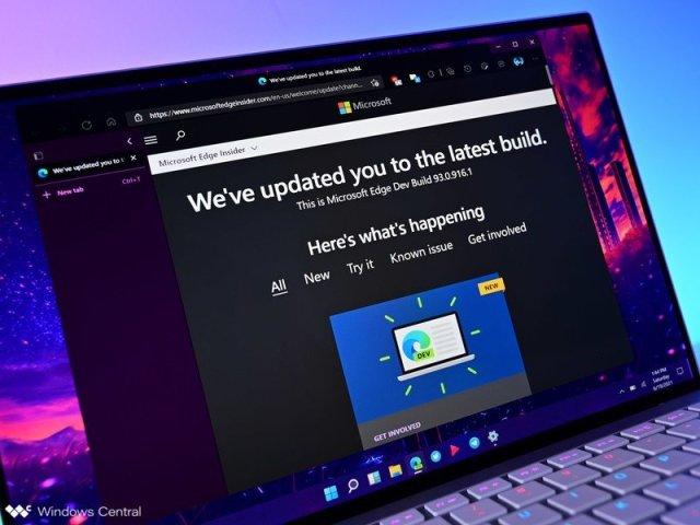 Microsoft Edge Update Dev New