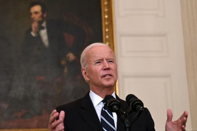 Le président américain, Joe Biden, à la Maison Blanche, à Washington, le 9 septembre 2021.