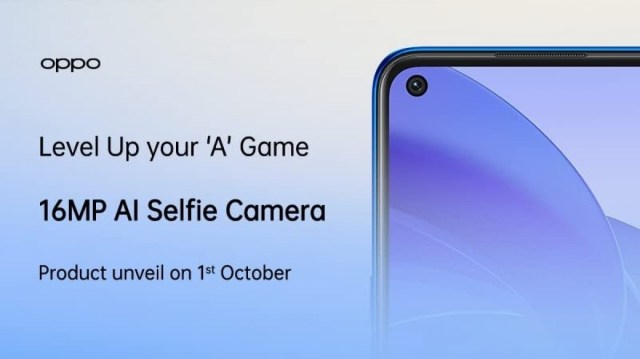 Oppo A55 4G's design and specs confirmed ahead of October 1 launch