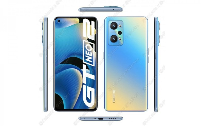 Realme GT Neo2 lands at Geekbench with Snapdragon 870