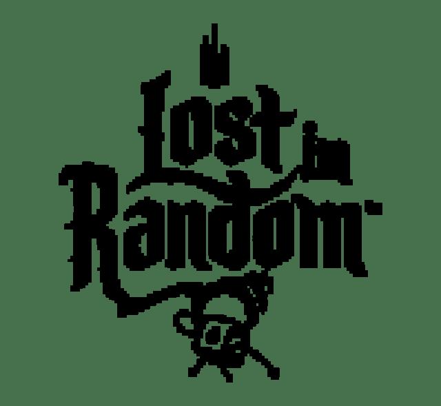 Lost In Random Logo