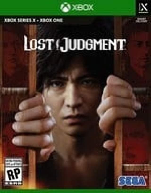 Lost Judgment Xbox Series X