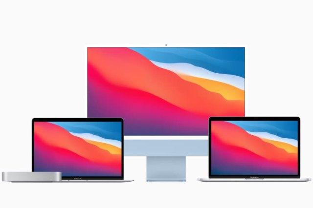 La feuille de route Apple Silicon de Mark Gurman : MacBook Pro, Mac mini, iMac et Mac Pro d