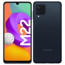 Samsung Galaxy M22 in black color