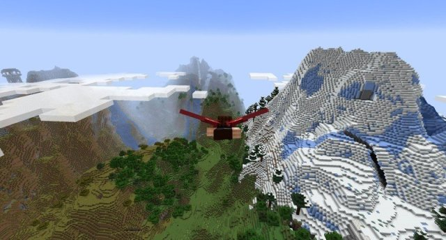 Minecraft Caves And Cliffs Update 1.18 Experimental Snapshot 7 Image