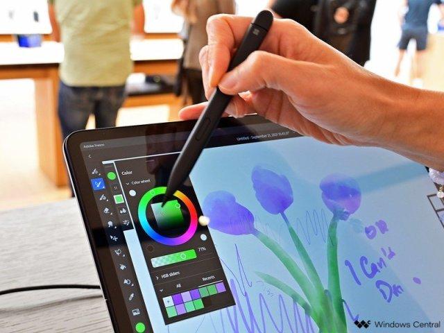 Surface Laptop Studio Draw