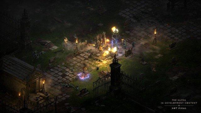 Diablo 2 Burial Grounds