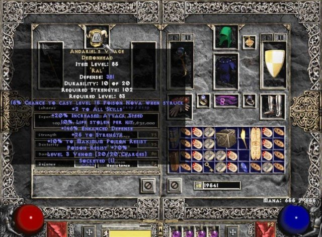 Diablo 2 Lod Andy Ral