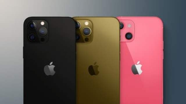 iphone 13 matte black bronze and lurid