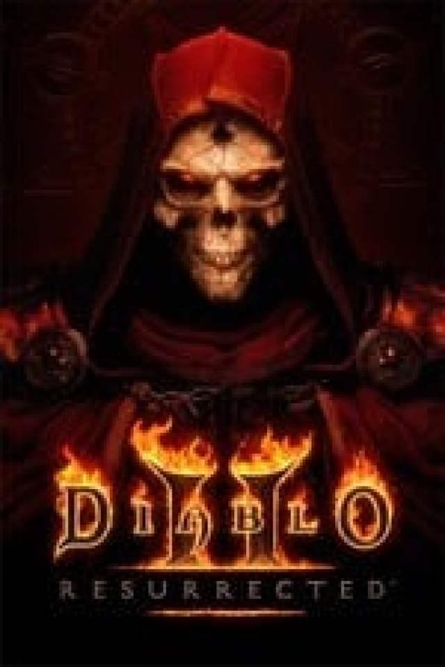 Diablo 2 Resurrected Boxart