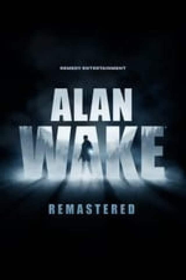 Alan Wake Remastered Boxart