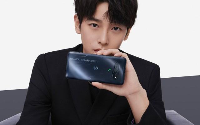 Xiaomi Black Shark 4S Pro arrives with Snapdragon 888 Plus, 4S get Gundam Edition