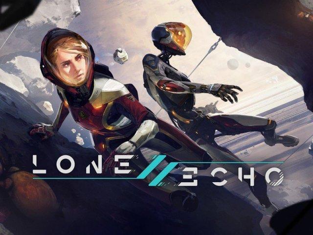 Lone Echo 2 Key Art